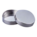 Stainless Steel Petri Dish (AS ONE)