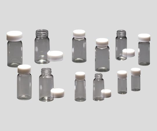 Screw Vial Bottle - with Volumetric Scale Lines / without Scale Lines