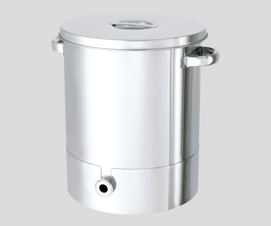 Stainless Steel Container Capacity 20 L–200 L