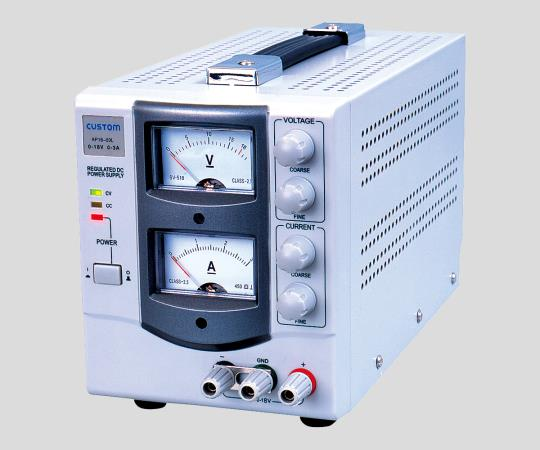 Stabilized DC Power Supply, AP-1803 to -3005, Output Voltage 0–30 V