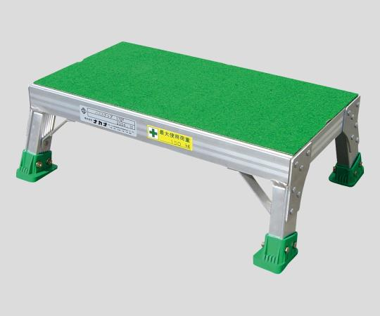 Work Footstool, Top Plate Dimensions 500 mm x 280 mm