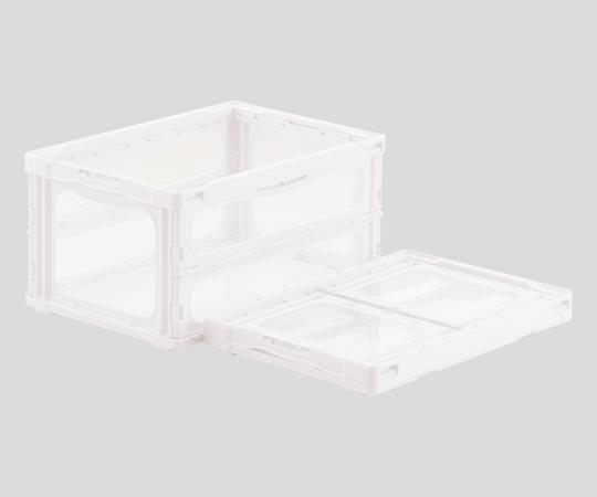 Light Folding Container with Window