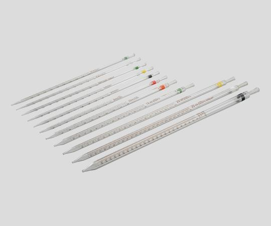 Volumetric Pipette Capacity (ml) 0.1–50