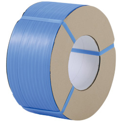 PP Band for Machines 12 mm x 3000 m x 0.58 mm / 15.5 mm x 2500 m x 0.58 mm (AS ONE)