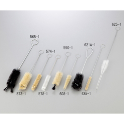 Brush For Color Comparison Tube 280 x 55 x 95mm 10 Pcs