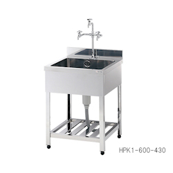 Sink 750 x 600 x 800 (Stainless Steel (SUS304))