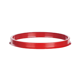 Medium Bottle Replacement Cap Seal Ring (Red) 200℃ GL45