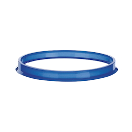 Medium Bottle Replacement Cap Seal Ring (Blue) 140℃ GL80