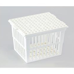 Autoclayable Storage Basket (Azlon) 167 x 167 x 155mm