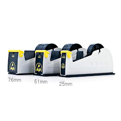 Electrostatic Countermeasure Tape Dispenser 25mm Width