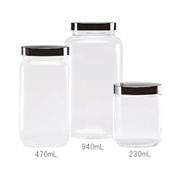 Safety Wide-Mouth Bottle 470mL