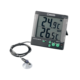 Alarm Type Large Screen Thermometer (TRACEABLE) -50 - +70℃
