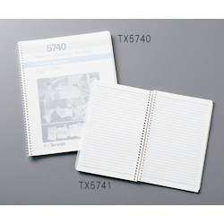 Clean Room Notebook Letter 216 x 279mm
