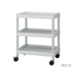 Mobile Easy Cart (Gray) 3 Sages 532 x 368 x 800