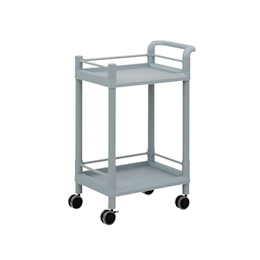 Mobile Storage Cart 2 Stages 610 x 370 x 897 (With Guard Frame And Handle)