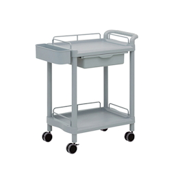 Mobile Pocket Cart (With Drawer) 2 Stages 650 x 410 x 838
