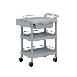 Mobile Pocket Cart (With Drawer) 3 Sages 650 x 410 x 867