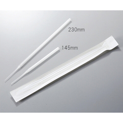 Plastic Pasteur Pipette 230mm Individual Packaging
