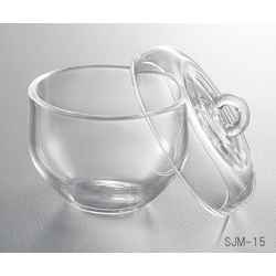 Quartz Crucible 25mL