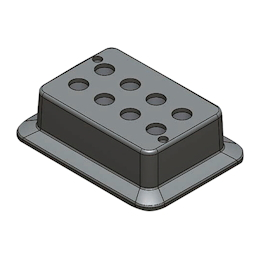 Block Bath Shaker Block for 5mL