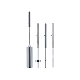 Spindle Set for Viscometer (Lamy Rheology) L1 - L4 Set