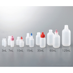 Small And Fixed Quantity Drip Bottle 60mL