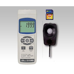 Data Logger Illuminometer LX-1128SD