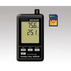 Data Logger Digital MHT-381SD (Thermo-Hygrometer)