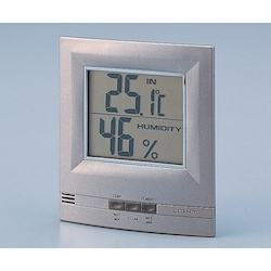 Digital Thermo-Hygrometer with EL Light 2075