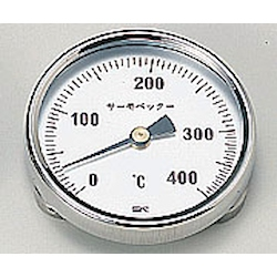 Bimetal Thermometer Thermopetter 400