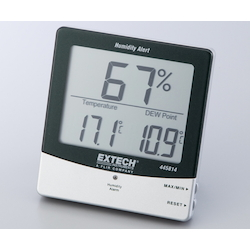 Thermo-Hygrometer with Dew-Point Temperature Display 445814