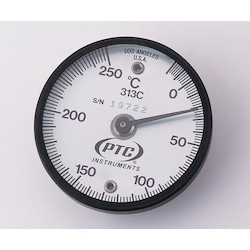 Bimetal Surface Thermometer TMS50-250 without Low Temperature, High Temperature Each Display Needle