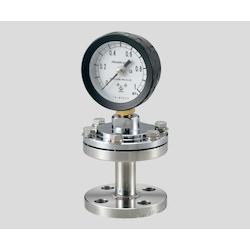 Diaphragm Pressure Indicator MZF-1A 75 x 0.4 Stainless Steel