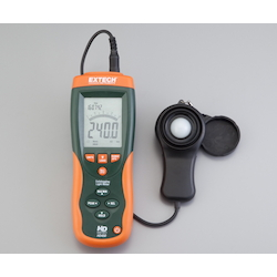 Data Logger Illuminometer HD450
