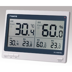 Digital Thermo-Hygrometer PC-5400TRH