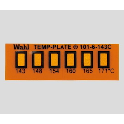 Temperature Plate 6 Points Display 101-6V-110 for Within Vacuum Equipment