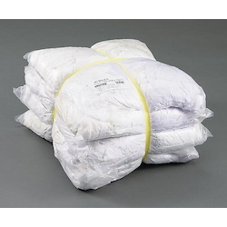 Waste Cloth (Used) White 2kg