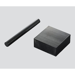 Conductive PEEK Resin Round Bar φ10x1000