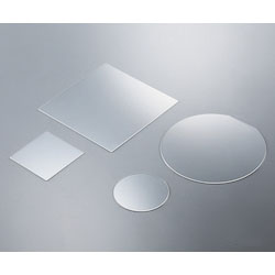 Dummy Glass Substrate Alkali-Free Glass 150 x 150mm 50 Sheets