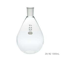 Common Flat Bottom Eggplant Flask 24/40 1000mL