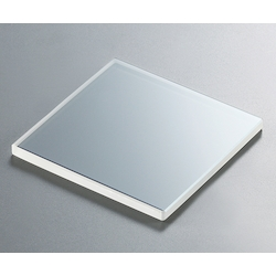 Half Mirror 30 x 30 x 1.0 mm Inconel