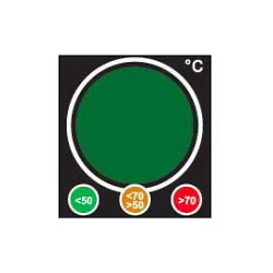 Traffic Light Indicator TF50-70 52mm x 48mm