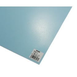 PP Sheet Blue 460x650x0.2 mm