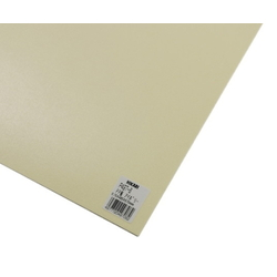 PP Sheet Ivory 485x570x0.75 mm