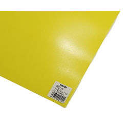 PP Sheet Yellow 920x650x0.2 mm