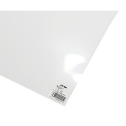 PP Sheet Clear 920x650x0.2 mm