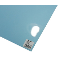PP Sheet Blue 920x650x0.2 mm