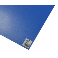 PP Sheet Light Blue 970x570x0.75 mm