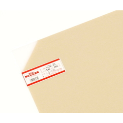 Acrylic Sheet 3x545x650 mm Milk-White Translucent