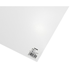 PP Sheet Clear 460x650x0.2 mm